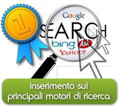 primi su google categoria recinzioni scale